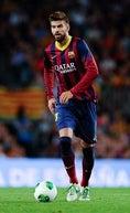 ジェラール・ピケ(DF)|バルセロナ|6試合2ゴール0アシスト (C)GettyImages