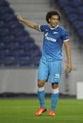 アクセル・ヴィツェル(MF)|ゼニト|5試合0ゴール0アシスト(C)GettyImages