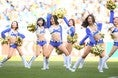 【G大阪】チアダンスチーム 写真:早草紀子