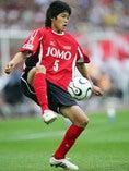 【内田篤人PHOTO】2006年7月15日/JOMOオールスターサッカー|写真:サッカーダイジェスト