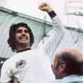 1位:ゲルト・ミュラー(FW):62試合・68得点[1966~1974年]|写真:Getty Images