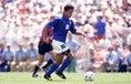 3位:ロベルト・バッジョ(FW):56試合・27得点[1988~2004年] |写真:Getty Images