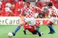 3位:ズボニミール・ボバン(MF):51試合・12得点[1990~1999年] |写真:Getty Images