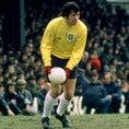 4位:ゴードン・バンクス(GK):73試合・0得点[1962~1972年] |写真:Getty Images