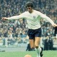 5位:ジェフ・ハースト(FW):49試合・24得点[1966~1972年] |写真:Getty Images