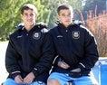 まだあどけなさが残るU-20ワールドカップ参戦中のダレッサンドロ(右)。この時から実力は指折りだった。 (C) Javier Garcia MARTINO