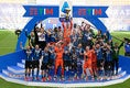 【PHOTO】ユベントスの10連覇を阻止し、11年ぶりにリーグ優勝を果たしたインテル! (C)Getty Images