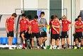 【PHOTO】日本代表|写真:金子拓弥(サッカーダイジェスト写真部)