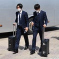 【PHOTO】南野拓実(左)、室屋成|写真提供:JFA
