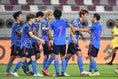 【PHOTO】大迫勇也のゴールで日本が勝利|写真提供:JFA
