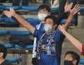 【J2第30節PHOTO】町田3-3長崎 ゼルビアサポーター 写真:田中研治